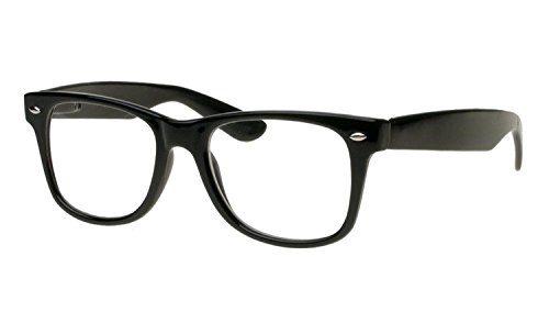 b8e07bc5c5 Goson Vintage Hipster Nerd Wayfarer 57mm Glasses – SunglassFair