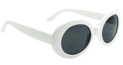 ef159c52aa0 WebDeals – Oval Round Retro Sunglasses Color Tint or Smoke Lenses…