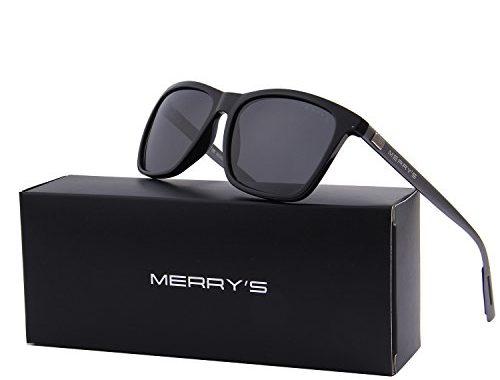 bd5e4396e34 MERRY S Unisex Polarized Aluminum Sunglasses Vintage Sun Glasses For  Men Women S8286 – SunglassFair